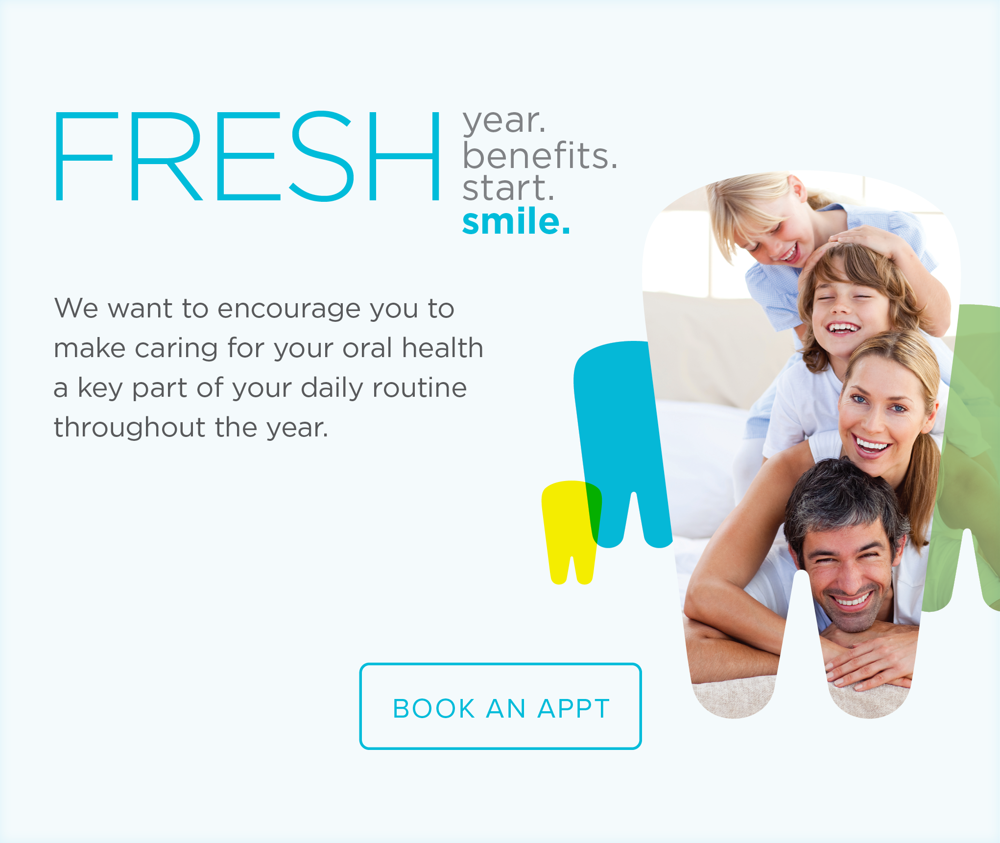 Pleasant Hill Smiles Dentistry - Make the Most of Your Benefits